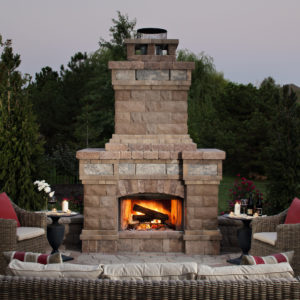 Fireplace and Flue Materials